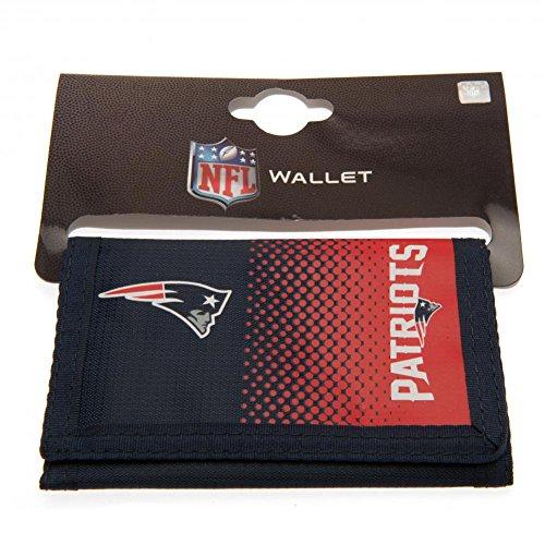 New England Patriots Geldbörse Geldtasche Portemonnaie Geldbeutel