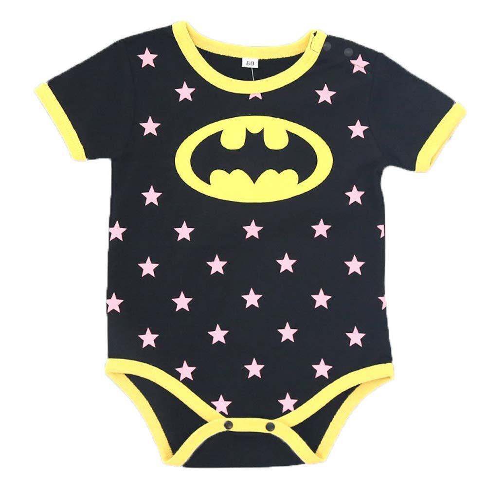 Superman Batman Captain Baby Outfits GERGER BO Spiderman Pajamas
