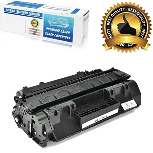 Ledona 1Pack Toner Cartridge 05A Ce505A For Hp Laserjet P-2035 2050 2055 Series ()