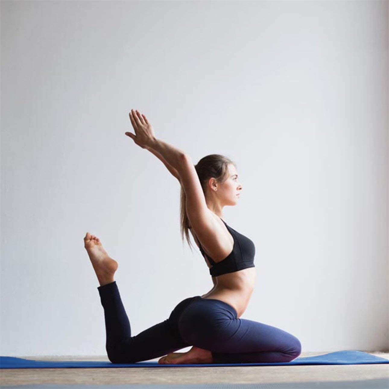 Amazon.com: Liobaba - Toalla de microfibra para yoga, extra ...