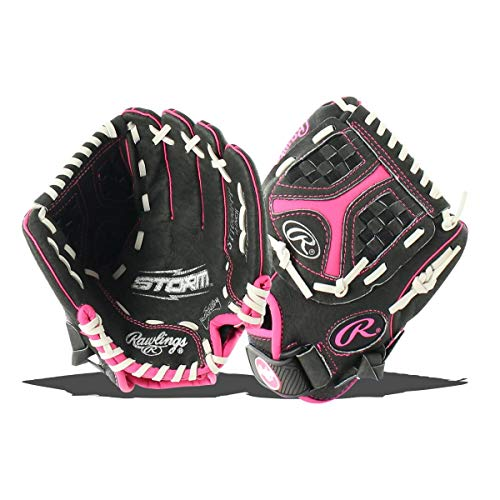 Rawlings Storm Series 10 Inch ST1000FPP Youth Fastpitch Softball Glove