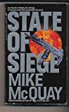 A State of Siege, Mike McQuay, 0553562924