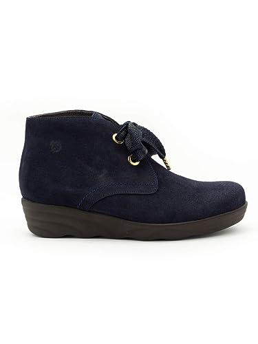 et Peau Bottines Sacs Chaussures Yokono MIST Bleue 009 YPnnqvH
