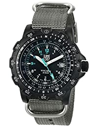 Luminox Men's A.8824.MI Recon Analog Display Quartz Black Watch