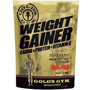 ゴールドジム ウエイトゲイナー1kg