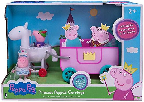 Bunny Sexy Velvet Adult Costumes (Peppa Pig Princess Peppa's Carriage (Includes Princess Peppa and Sir George figures))