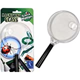 Plastic Twin Magnifying Glass 15cm - Fun Childrens Toy