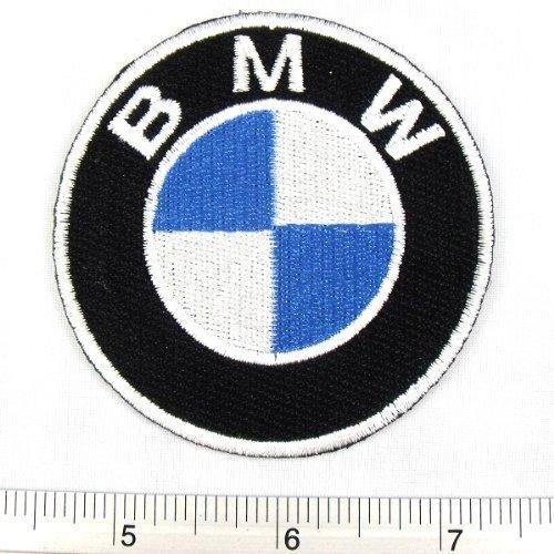 BMW Germany Racing Car Team Iron on