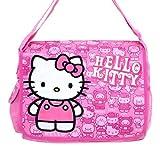 Sanrio Hello Kitty Messenger Bag - Large Pink
