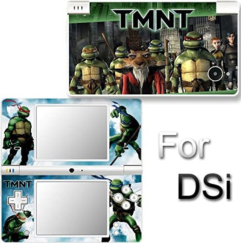 Amazon.com: TMNT Ninja Turtles SKIN COVER STICKER #1 for ...
