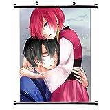 Yona of the Dawn (Akatsuki no Yona) Anime Wall Scroll Poster (16x21) Inches