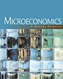 img - for Microeconomics: A Modern Approach (with InfoApps 2-Semester Printed Access Card) book / textbook / text book