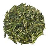 The Tea Farm - Dragon Well (Xi Hu Long Jing) Green Tea - Chinese Loose Leaf Green Tea (16 Ounce Bag)