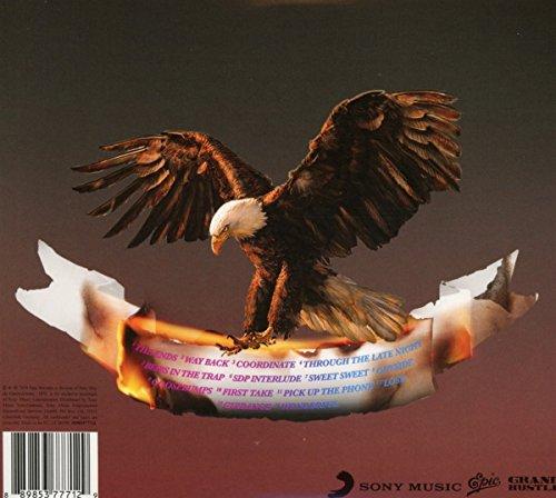 Original album cover of Birds In The Trap Sing McKnight by Travis Scott
