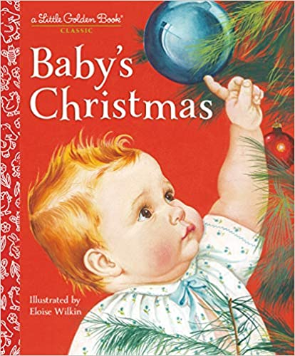Little Golden Book Baby's First Christmas