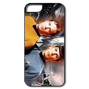 Unique Metal Star Trek Iphone 5 Case