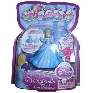 Widgets – Disney Princess – Cinderella – Wind-Up Jouet Mecanique