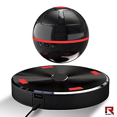 ReVolt Levio - Portable, Levitating, Floating Bluetooth Speaker System from ReVolt