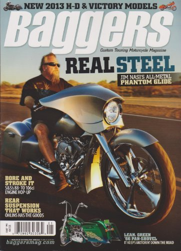 Baggers Magazine January 2013 (Real Steel)