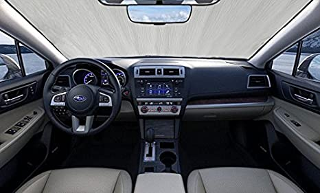 Custom Subaru Outback >> Sunshade For Subaru Outback Wagon With Eyesight Sensor 2015 2016 2017 2018 2019 Custom Fit Windshield Sunshade