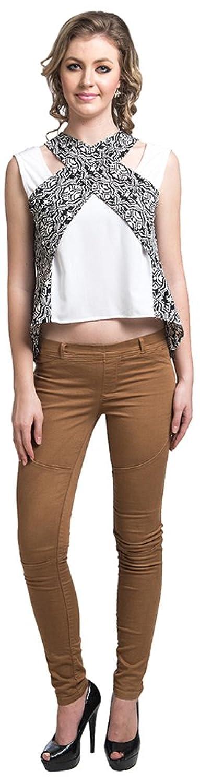 Uptownie Lite Women's Crepe Sleeveless Top