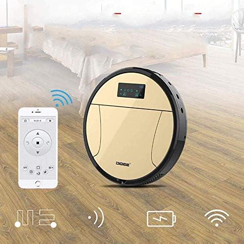 Aspirateur Robot, Contrôle Automatique De L\'Auto-Chargement Et Capteur Anti-Collision Anti-Chute Navigation Dynamique Intelligente Aspirateur Robot