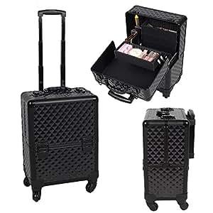 Amazon.com: OGIMA - Caja de maquillaje profesional con ...