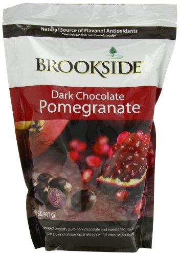 Dove Brookside Dark Choc Pomegranate, 32 oz