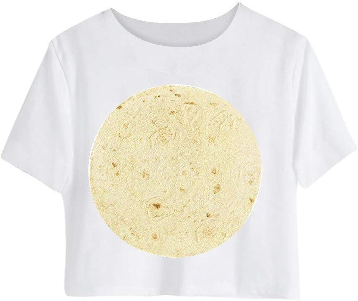 Culater La camisa Camiseta con Estampado de Rollos de Pollo ...
