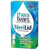 TheraTears Sterilid Eyelid Cleanser, Lid Scrub