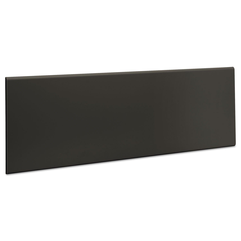 HON 384815LS 38000 Series Hutch Flipper Doors For 48'' w Open Shelf, 48w x 15h, Charcoal