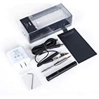 Adjustable Temperature Soldering Iron Kit Mini USB Type TS80 Electric -Digital Soldering Station Best for Welding and Small Electric Work