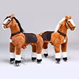 TWO UFREE Medium 36'' Mechanical Ride on Horses