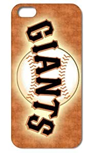 Dream Wireless San Francisco Giants Case for iPhone 5 5s Retail Packaging