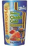 Hikari 12-Ounce Sinking Cichlid Gold Pellets for Pets, Medium…