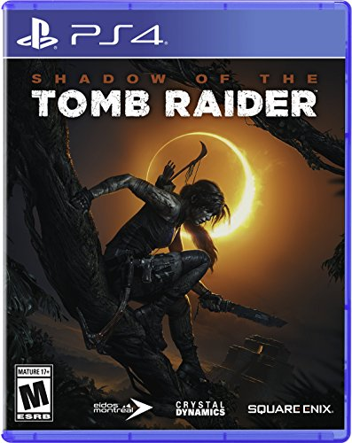 Shadow of the Tomb Raider - Digital Standard Edition - PS4 [Digital Code] by Square Enix