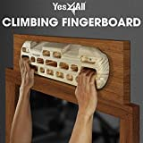 Yes4All Rock Climbing Hangboard for Strengthening