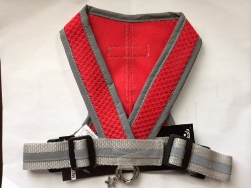 Precision Fit Harness - Mesh Red Small - From the Invento...
