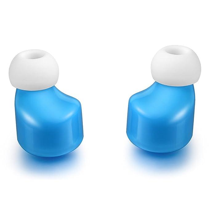 Magiyard Auriculares bluetooth de los mini gemelos Auriculares estéreo inalámbricos verdaderos del auricular de la oreja