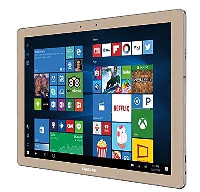 Samsung Galaxy TabPro S SM-W700NZDBXAR 12in 256GB SSD Tablet (Gold)