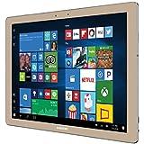 "Samsung Galaxy TabPro S 12"" 2-in-1 Tablet - Intel Core M3-6Y30, 8GB, 256GB SSD, Windows 10 Home (Certified Refurbished)"