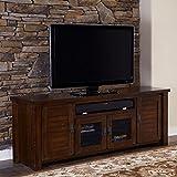 Progressive Furniture Trestle Wood 74'' Console