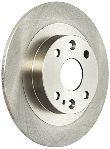 CENTRIC PARTS, INC. 121.45041 C-Tek Standard Brake Rotor