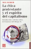 img - for La  tica protestante y el esp ritu del capitalismo (Sociologia) (Spanish Edition) book / textbook / text book