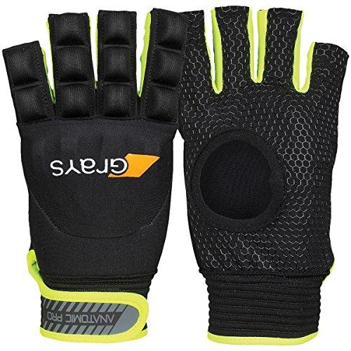 GRAYS Anatomic Pro Left Glove Size: Small Black/Neon Yellow