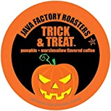 Java Factory Trick and Treat Single-Cup Coffee for Keurig K-Cup Brewers, 40 Count