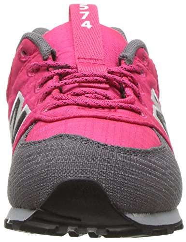 Pink Kl574 Fille New Grey Basses Balance Sneakers dark qwcCA6