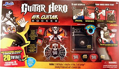 Guitar Hero Air Guitar Rocker Value Pack ()