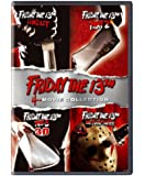 Friday the 13th 1-4 [Import]