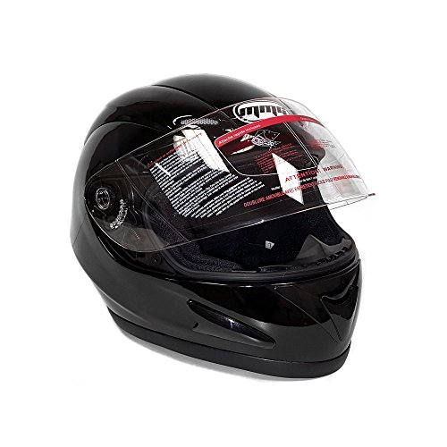 Full Face Scooter Helmet - 4